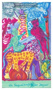 Kraftkarte: Nagualkraft - Der Jaguar