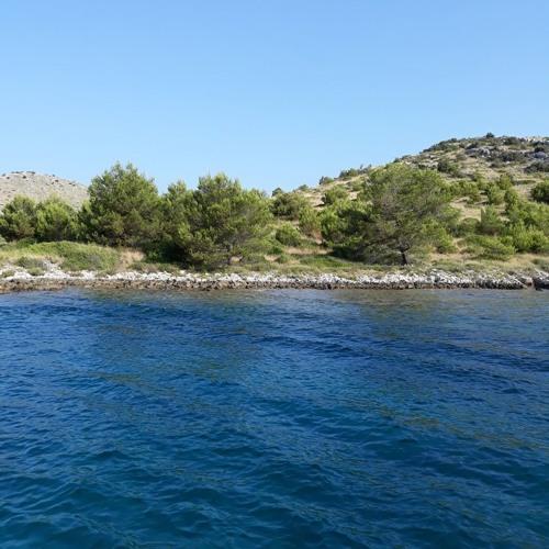 12-Trommel am Meer und Wasserspirit