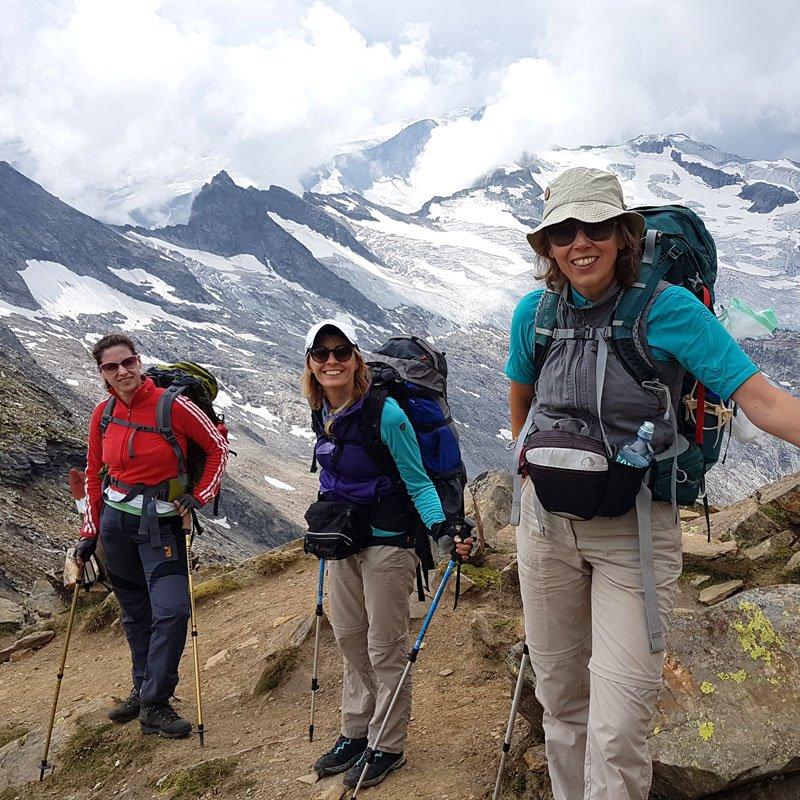 Hochgebirgswandern auf Feenwegen – Entdecken Sie die heiligen Wege der Alpen