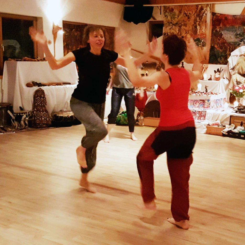 Trancenächte – Tanzen mit dem Spirit – Verbindung mit Vision und Heilzauber
