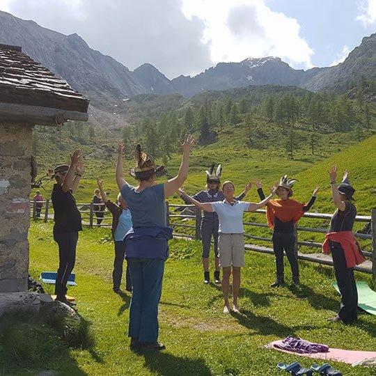 Kraftplätze in den Alpen – Die Magie der Feenalm im Herbst