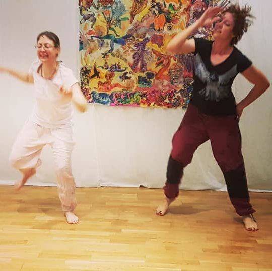 Ekstase-Tanz – die Bewegung der Schamanen – Entdecken Sie Ihr inneres Feuer!