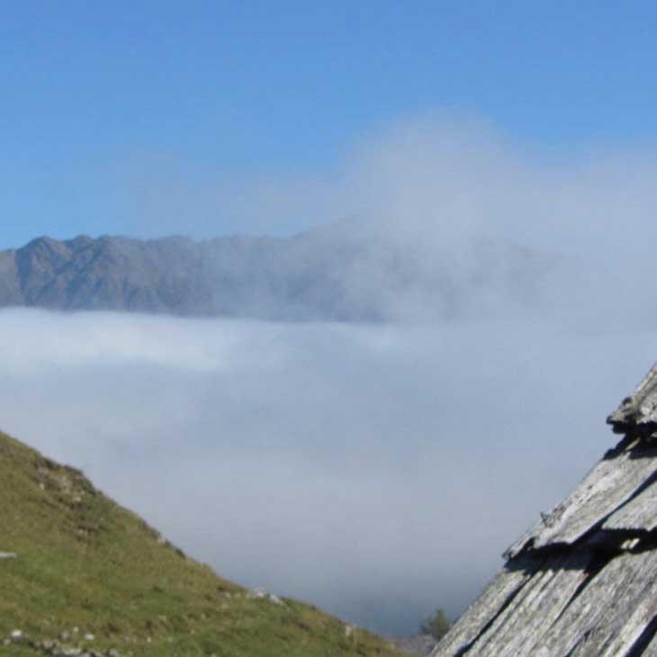 Die Magie der Feenalm  – ein heiliger Platz in den Alpen – …und der Beginn des Bergsommers