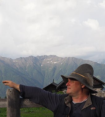 Kraftplätze in den Alpen